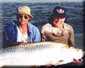 tarpon fishing with Bud and Mary's