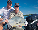 Backcountry fishing Key West with Capt. Steven Lamp